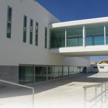 Centro Cívico, sede de la EMMDO