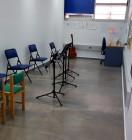Aula instrumental