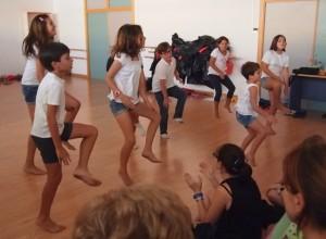 Baile final de la Escuela de Verano