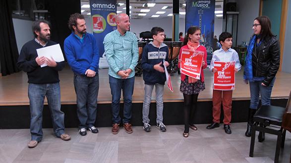 Ganadores VII Concurso Jóvenes Intérpretes, categoría B