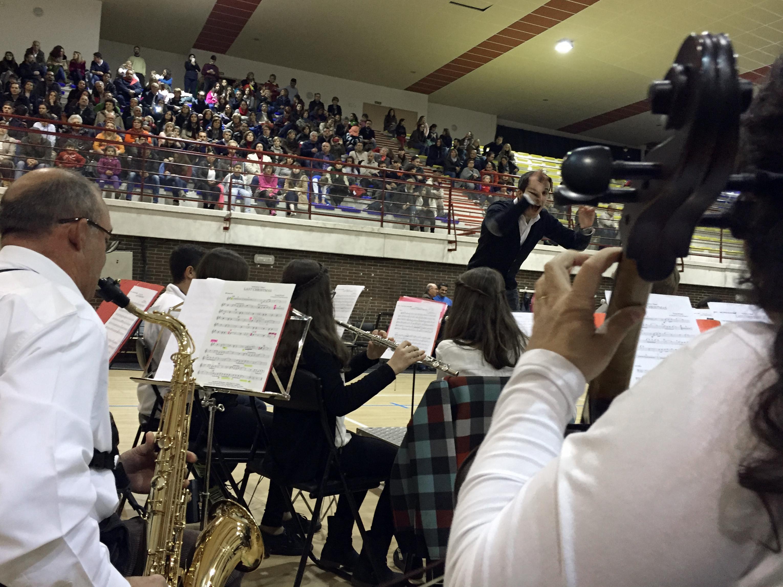El Musical de Navidad contó con más de un centenar de alumnos