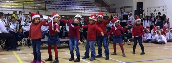 El Musical de la EMMDO inunda Ogíjares de espíritu navideño