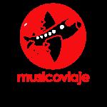 logo musicoviaje rojo