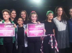 Finalistas del Concurso de Danza