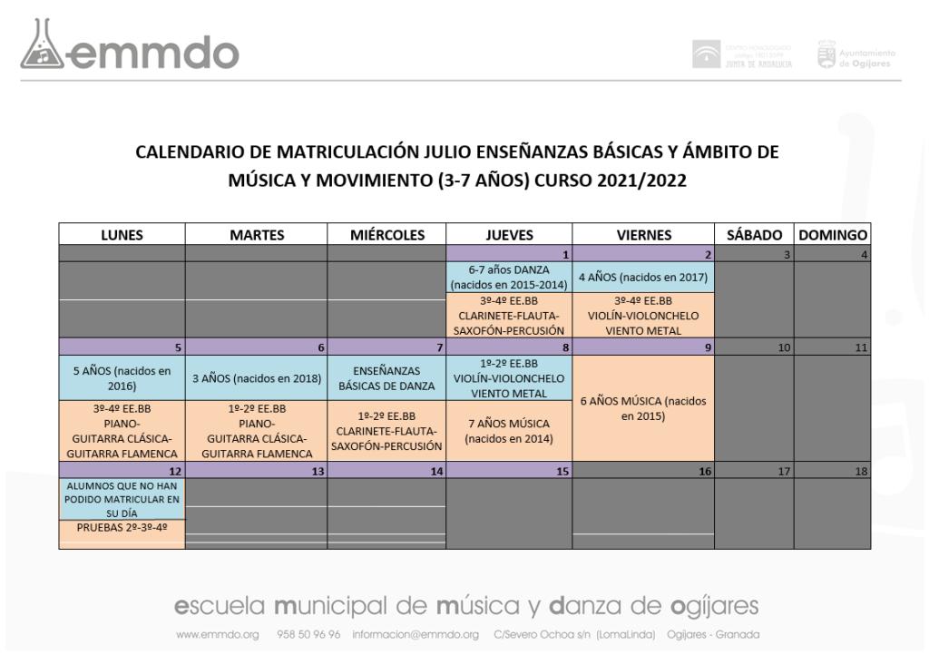 calendario 21