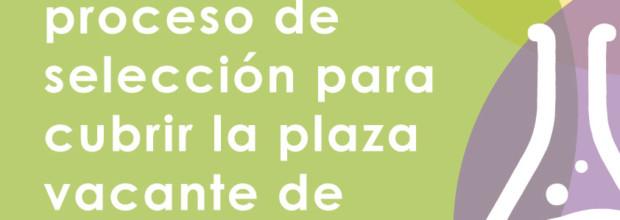 Resolución del proceso de selección para cubrir la plaza vacante de FLAUTA TRAVESERA