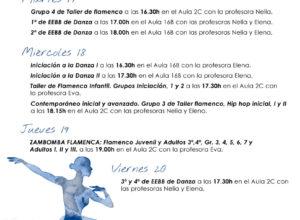 Audiciones-Danza
