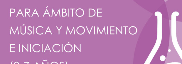 PLAZAS DISPONIBLES PARA ÁMBITO DE MÚSICA Y MOVIMIENTO E INICIACIÓN (3-7 AÑOS) Curso 2020-21